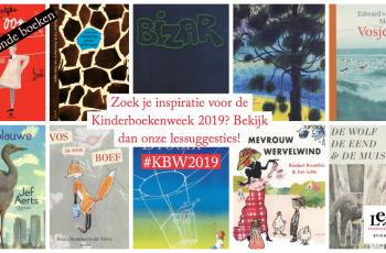 lessuggesties bij de Kinderboekenweek 2019