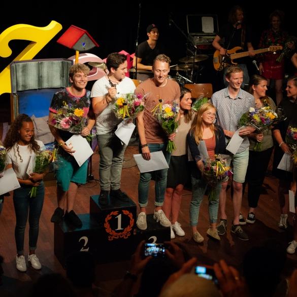 Stan Thielen is De Pabo Voorleeskampioen 2018