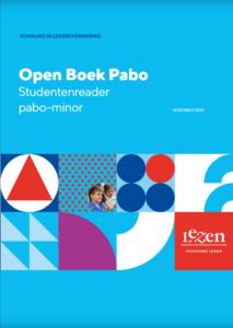 Open Boek Pabo minor cover