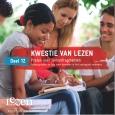 Cover Kwestie van Lezen 12