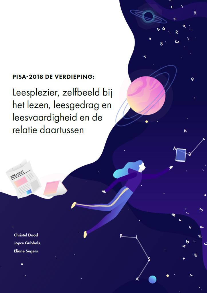Omslag PISA 2019 onderzoek.