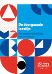 omslag rapport De doorgaande leeslijn (2020)